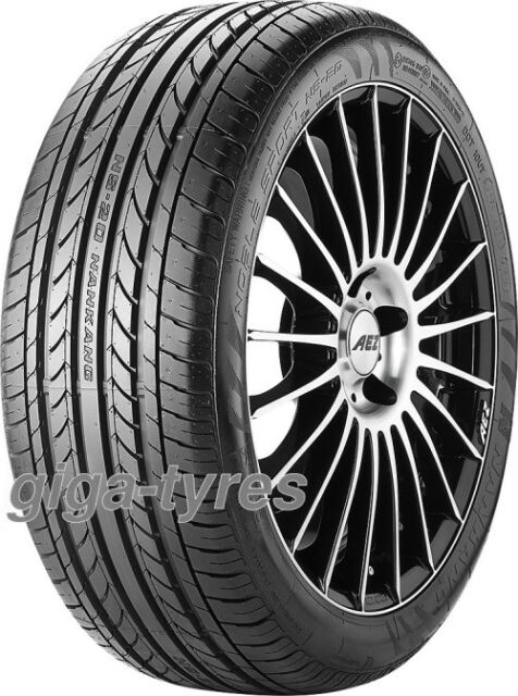 SUMMER TYRE Nankang Noble Sport NS-20 235/40 ZR18 95W XL BSW with MFS