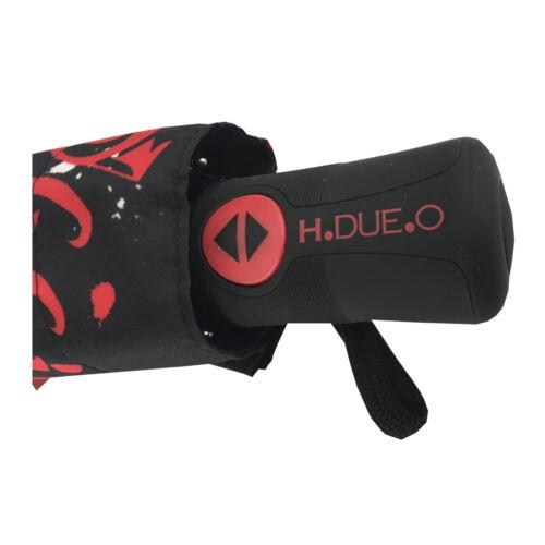 H2O ombrello donna da borsa mod H234 lunghezza chiuso cm 30 diametro cm 120