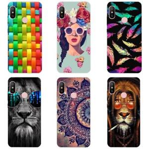 new product 1e9ed b0cd2 Details about Xiaomi Mi A2 Lite Case Print TPU Soft Silicon Phone  Protective Back Cover Mia2