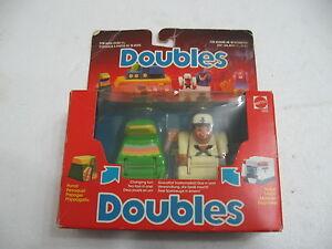 TOYS-DOUBLES-MATTEL-2-IN-1-PAPPAGALLO-E-MARINAIO-RARE-W-BOX