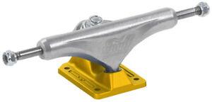 Enuff-Decade-Pro-Satin-Trucks-5-034-Raw-Gold-Skateboard-Axes