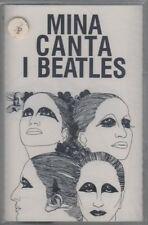 MINA CANTA  BEATLES  MC K7 MUSICASSETTA SIGILLATO!!