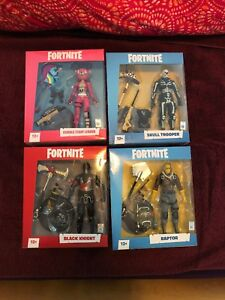 "Fortnite Jonesy 7/"" Premium Action figure McFarlane Toys Epic Games-NUOVO"
