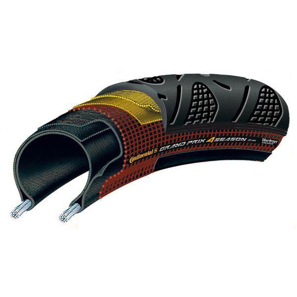 Continental Grand Prix 4 Season 700 x 32C DuraSkin - Vectran - Folding Tyre