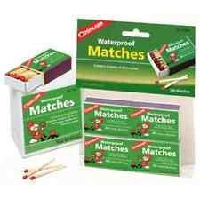 Coghlans 4 Pack, Waterproof Matches 940BP