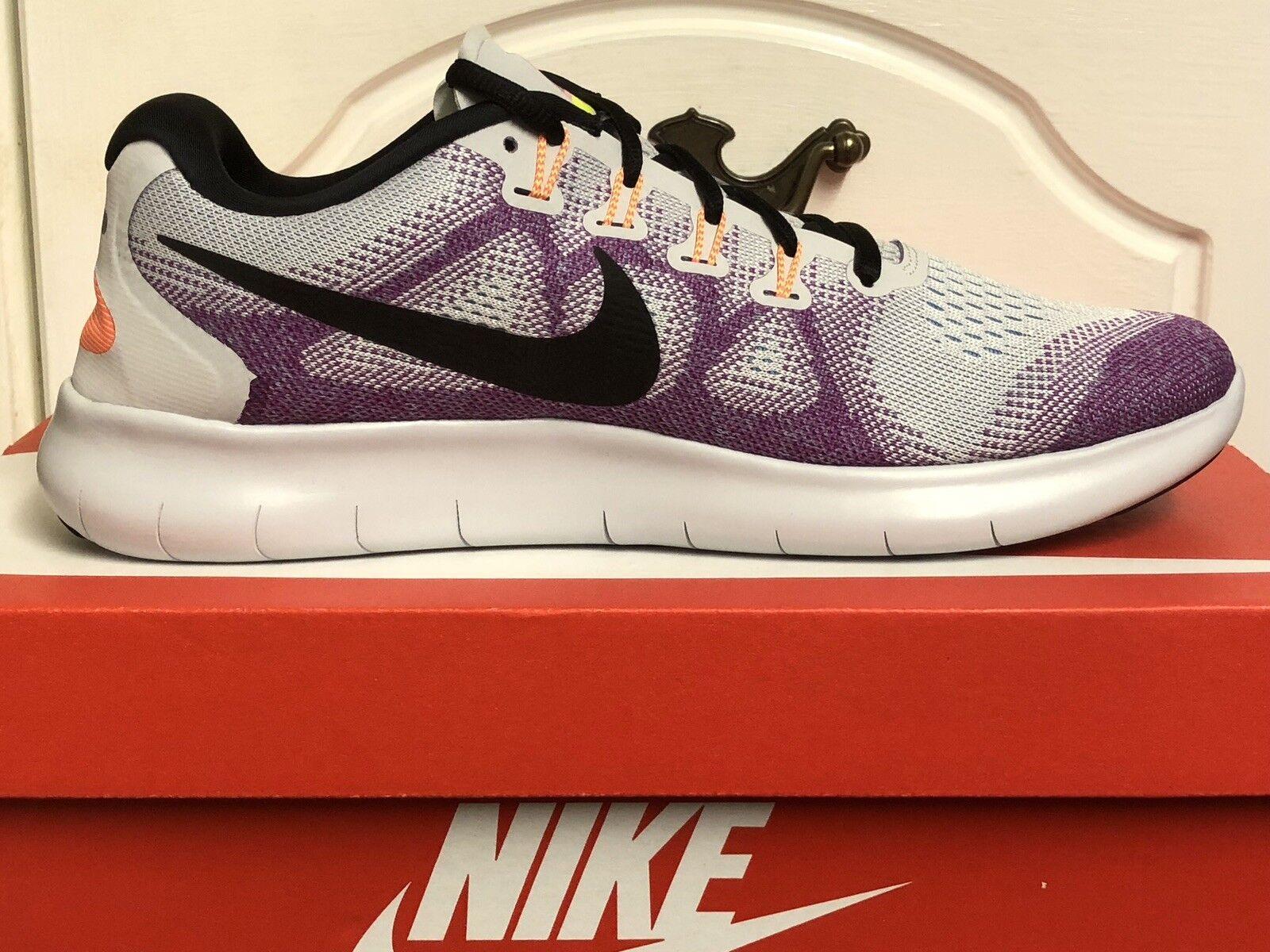 Nike Free Free Free Run movimento Flyknit Linea Donna Scarpe Ginnastica EUR 42 US 10 e0d0d4