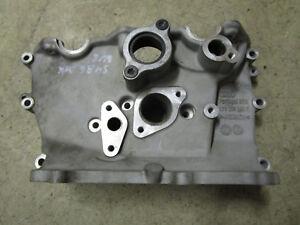 Stirndeckel-Abdeckung-Motor-Motorabdeckung-AUDI-S4-B6-B7-4-2-V8-BBK-079109129F