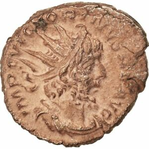 Cohen #83 #65757 Billon 50-53 Antoninianus Victorinus 5.40 Reasonable Price Au