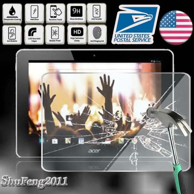 Tempered Glass Screen Protector For ASUS MeMO Pad FHD 10 ME302C Tablet