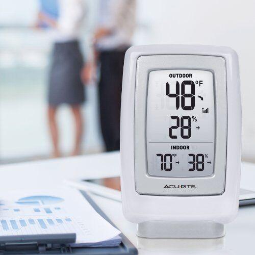 Wireless Indoor Outdoor Thermometer Humidity Sensor