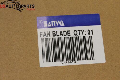NEW CLUTCH FAN BLADE PLASTIC FOR CHEVROLET SILVERADO GMC SIERRA