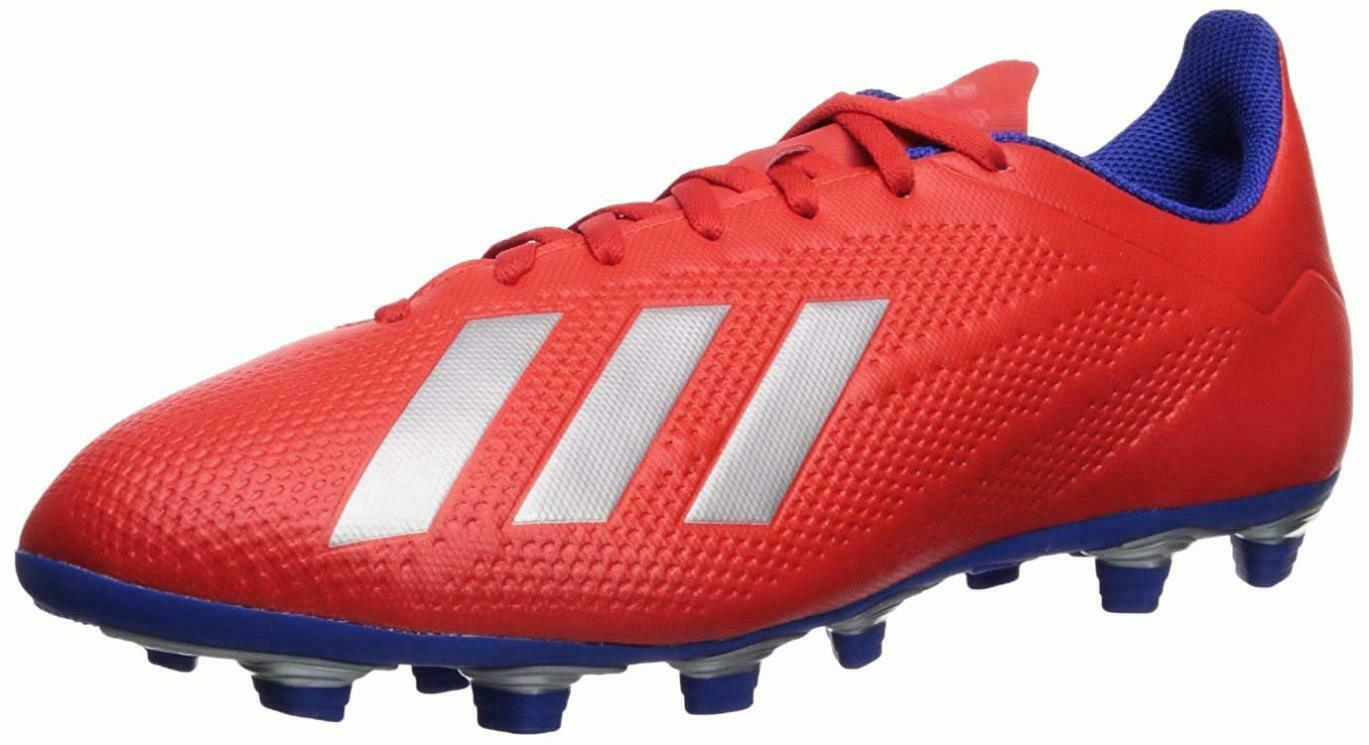 Adidas Men's X 18.4 Firm Ground Soccer shoes - Choose SZ color