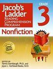 Jacob's Ladder Reading Comprehension Program: Nonfiction: Grade 3 by Tamra Stambaugh, Joyce VanTassel-Baska (Paperback / softback, 2016)