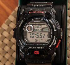 G Shock G-7900 Fisherman Tide Moon Chart Digital LCD Casio Israel Army Engraving