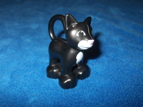 Lego Duplo Ville ferme chat noir blanc nouveau modèle Modern Queue
