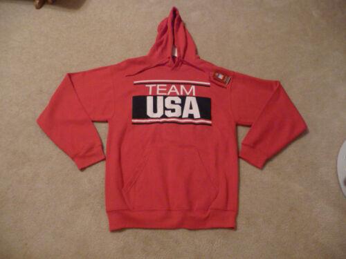 oficial Olympics verano Sudadera Usa de Hooded Team 43 olímpico Retiro Licencia Nwt OYwqAStc