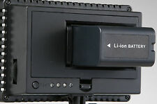 Pro LED video light for Sony PMW 500 EX1R EX3 XDCAM 300 200 100 EX1 F3 F55 F5