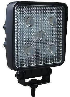 Single LAP Electrical LED Worklight Worklamp 12//24v 1100 Lumens LAPS155