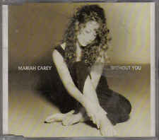 Mariah Carey-Without You cd maxi single