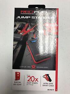 BRAND NEW Schumacher RedFuel Jump Starter SL161