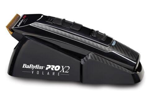 BABYLISS PRO fx811e FORFEX volare x2 PROFESSIONALE TAGLIACAPELLI MACCHINA Black