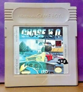 Chae-H-Q-Racing-Taito-Nintendo-Game-Boy-Color-GB-Rare-TESTED-GBA-Advance-GBC