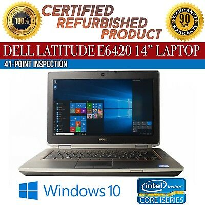 7d073fcea6fa Dell Latitude E6420 14