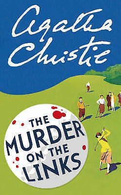 1 of 1 - Murder on the Links (Poirot)-ExLibrary