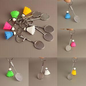 9cm-Sports-Keychain-Key-Ring-Badminton-Chain-Bag-Keyring-Souvenir-Pendant-Gifts