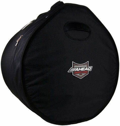 "Ahead Armor AR1820 Bassdrum Bag Schlagzeug Base Drum Case 20/"" x 18/"""