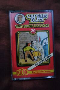 Captain-Blitz-und-seine-Freunde-Folge-20-Kiosk-80er-Hoerspiel-Kassette-MC