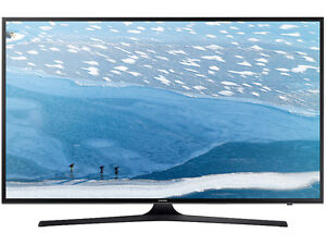 Samsung 55KU6000 4K LED - Imported