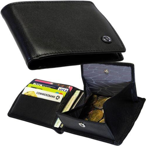 MERCEDES-BENZ STYLE Cuir Porte-Monnaie Portefeuille
