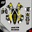 Grafiche-personalizzate-SUZUKI-RM-250-CROSS-RiMotoShop-Ultra-grip miniatura 7