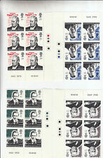COMMUNICATIONS 1995 CORNER BLOCKS OF 6 WITH TRAFFIC LIGHT UMM/MNH