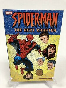 Spider-Man-The-Next-Chapter-Volume-1-Kingpin-Bullseye-More-Marvel-Comics-New-TPB
