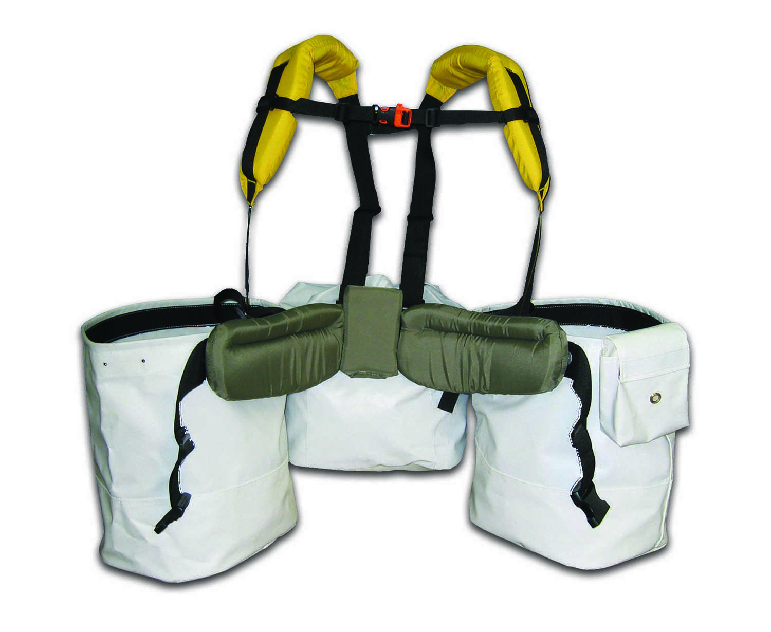 "Bushpro Tree Planting Bag 3-Bucket Set 18"" Deep"