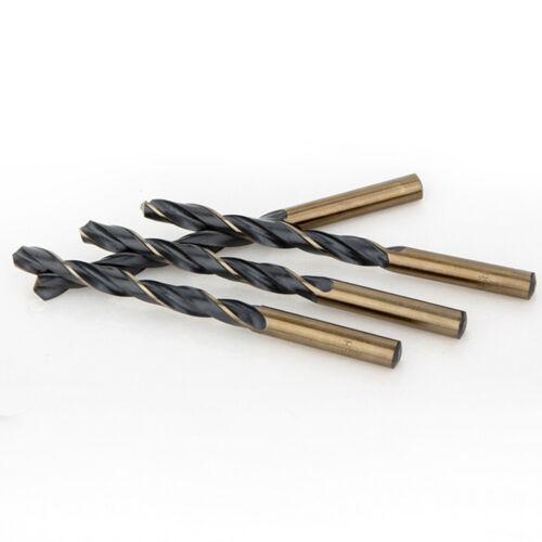 1x 8.2mm HSS M2 Twist Drill Bit For Iron Aluminum Stainless Steel Metal Cutting