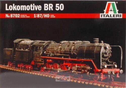 LOKOMOTIVE BR 50 KIT 1:87 Italeri IT8702