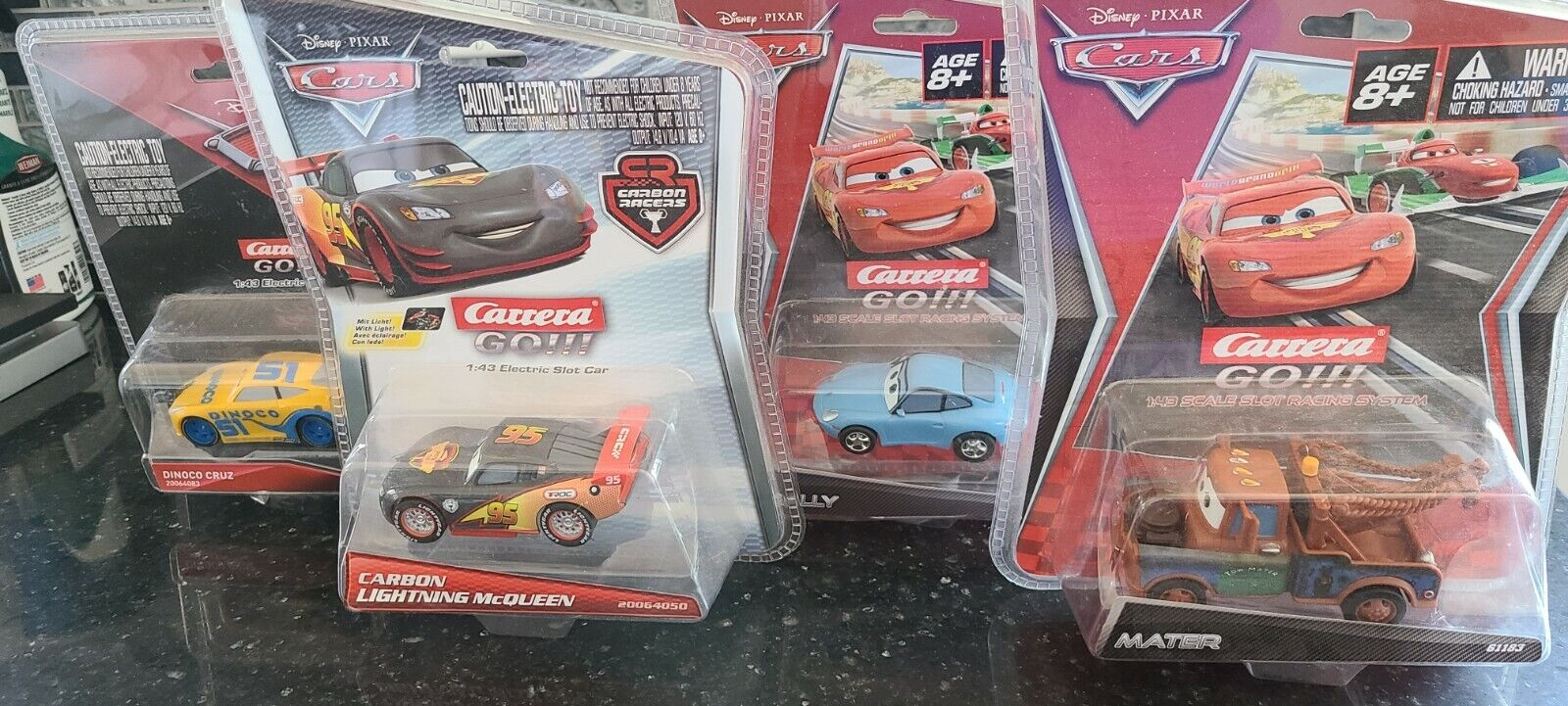Carrera Go Disney Cars 3 Cup Duel For Sale Online Ebay