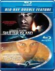 Shutter Island/aviator 0883929394036 With Leonardo DiCaprio Blu-ray Region a