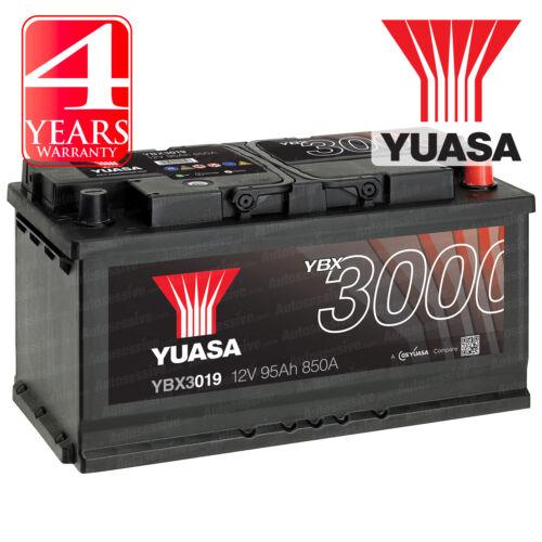 Yuasa Car Battery 850CCA Replacement For Jaguar XKR X150 4.2 Supercharged