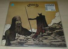 CONAN-MONNOS-2015 G/F LP-BLUE/BONE SWIRL VINYL-NEW