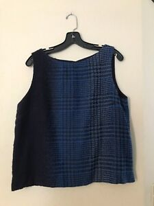 Lafayette-148-New-York-blouse-size-12-New-with-Tags