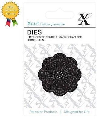 by DoCrafts Die Cutting Circle Xcut Metal Dies *MINI DOILY* 1 Piece