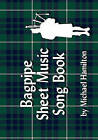 Bagpipe Sheet Music Book by Michael Hamilton (Paperback, 2009)