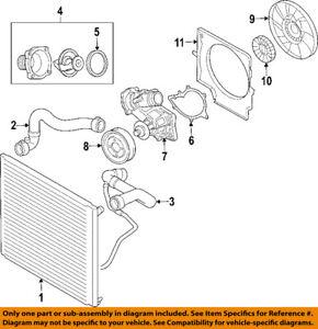 land rover oem 03 05 range rover engine coolant thermostat pel000060 rh ebay com