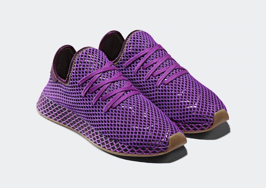Adidas Original limitada colaboración Dragon Ball deerupt Gohan Raro Nuevo