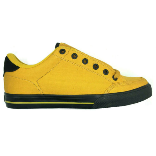 Scarpe da Skateboard C1rca Lopez 50 Yellow Black - Skate Shoes