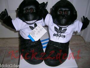 purchase cheap c60fe 3be5b Image is loading NEW-RARE-ADIDAS-JS-Gorilla-Shoes-Jeremy-Scott-